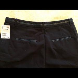 H&M black Skinny Pants Size 12